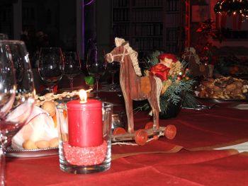 Weihnachtsfeier iwest iwest tier ern hrung - Festliche weihnachtsdeko ...
